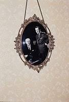 Walt Disney and his brother, Roy Disney