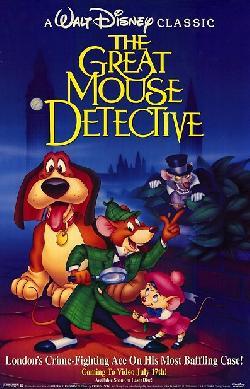 Great Mouse Detective Voice Autographs image