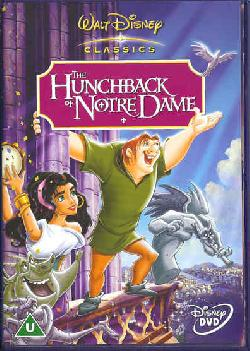 Hunchback of Notre Dame Voice Autographs image