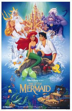 Little Mermaid Voice Autographs image