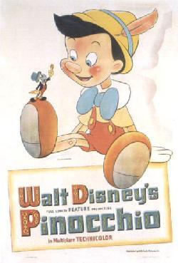 Pinocchio Voice Autographs image