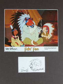 Disney Character Voice Autographs image