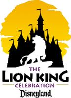 The Lion King Celebration logo