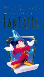 Fantasia Deluxe Video Boxed Set
