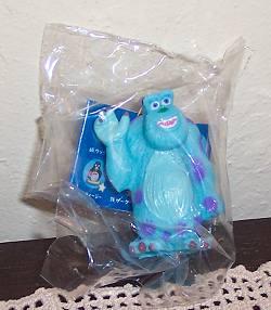Monsters Inc. Sulley Mini Figure