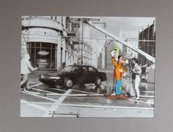 Goofy Chevy Lumina Commercial Cel image