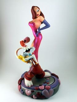 Jessica Rabbit Markrita Hidden Treasures Figure