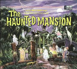 Story and Song From The Haunted Mansion CD image