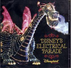 Disneyland Main Street Electrical Parade CD image