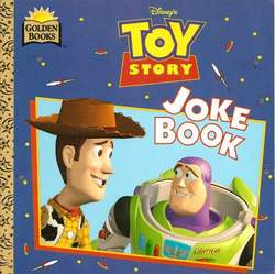 Toy Story Joke Book image