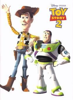Toy Story 2 WDW Press Kit image
