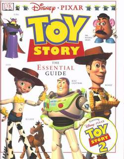 Toy Story The Essential Guide image
