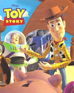 Toy Story Notebook image