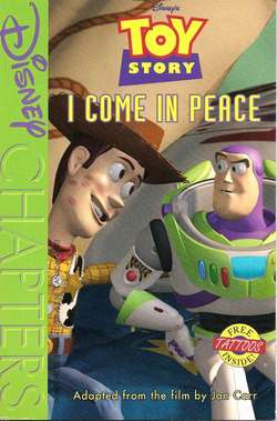 Toy Story Book - I Come In Peace image