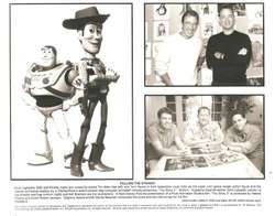 Toy Story 2 Mini Press Kit image