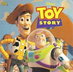 Toy Story Small Golden Book image