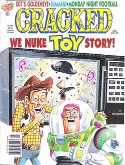 Toy Story Cracked Magazine image