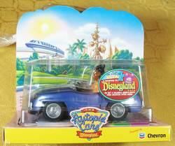 Autopia Sparky Chevron Car image
