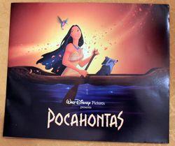 Disney's Pocahontas Premiere Program image