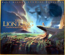 Lion King Premiere Program