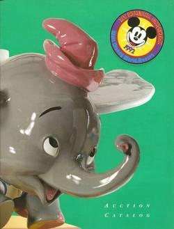 1st Disneyana Convention Auction Catalog image