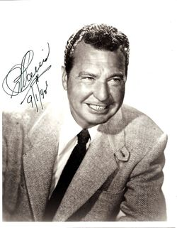 Phil Harris Autograph 8x10 Photo