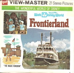 Walt Disney World Frontierland Viewmaster Set A951