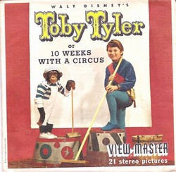 Toby Tyler or 10 Weeks With A Circus B476 image