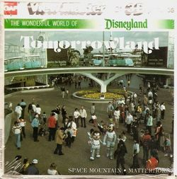 Disneyland Tomorrowland View-Master K16 image
