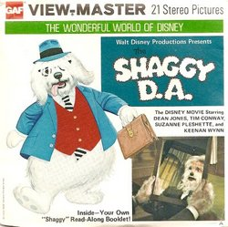The Shaggy DA Viewmaster Set B368