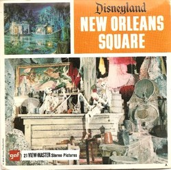 Disneyland New Orleans Square View-Master Set A180