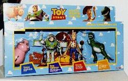 Toy Story Action Figures Gift Set