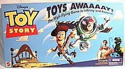 Toys Away Board Game image