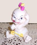 Baby Herman Ceramic Figurine image