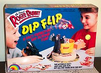 Roger Rabbit Dip Flip Game image