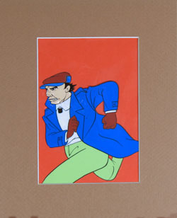 American Pop Animation Cel