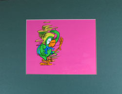 Chuck Jones Golden Books Cel