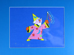 IBM PC Commercial Clown Cel