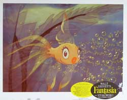 Disney's Fantasia Lobby Card