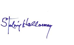 Sterling Holloway Autograph
