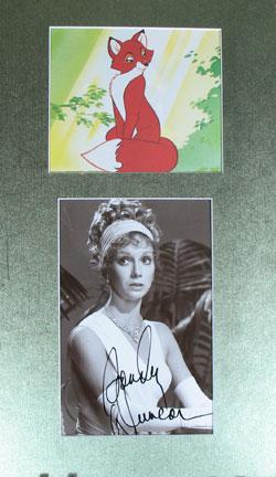 Sandy Duncan Autograph image