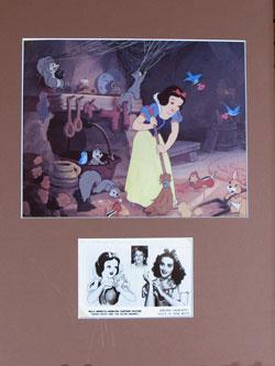 Adriana Caselotti Autograph - Voice of Snow White