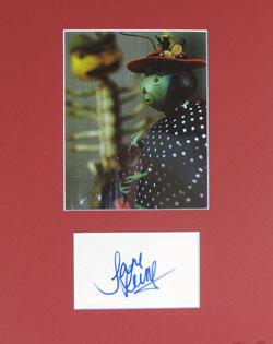 Jane Leeves Autograph 0358