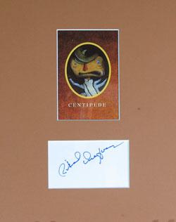 Richard Dreyfuss Autograph
