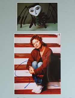 Susan Sarandon Autograph image