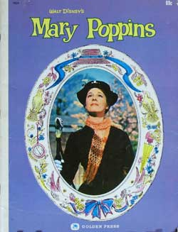 Mary Poppins Souvenir Book image