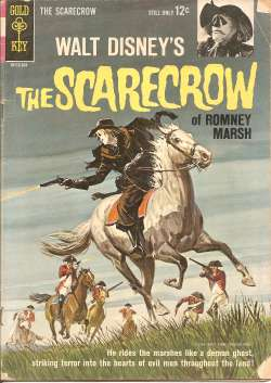 The Scarecrow of Romney Marsh Comic Book image