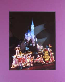 Main Street Electrical Parade Photo image