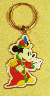 2nd Official Disneyana Convention Keyring image