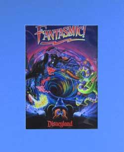 Disneyland Fantasmic! Print image